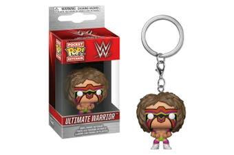 WWE Ultimate Warrior Pocket Pop! Keychain