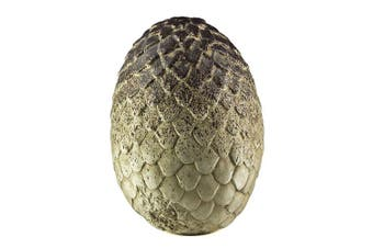Game of Thrones Dragon Egg Paperweight - Viserion