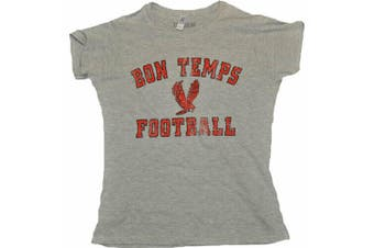 True Blood Bon Temps Football Female T-Shirt