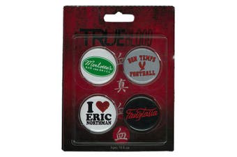 True Blood Pin Set of 4 - #2