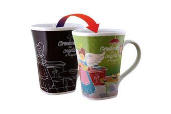 Colour Changing Story Mug - Grandma