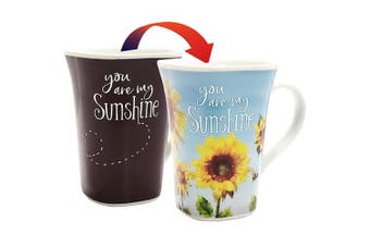 Colour Changing Story Mug - Sunshine