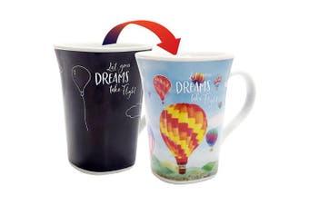 Colour Changing Story Mug - Dream