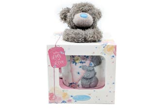 Me to You Mothers Day Mug 'n' Plush with Lots of Love