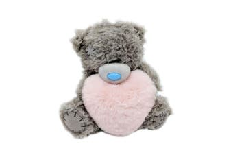 Me to You Valentines Pink Fur Heart (M7)