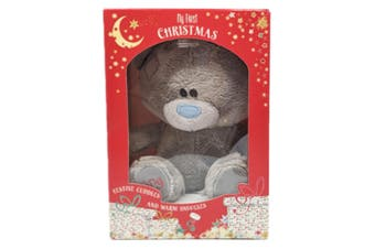 Me to You Christmas Tiny Tatty Teddy Boxed Bear (S4)