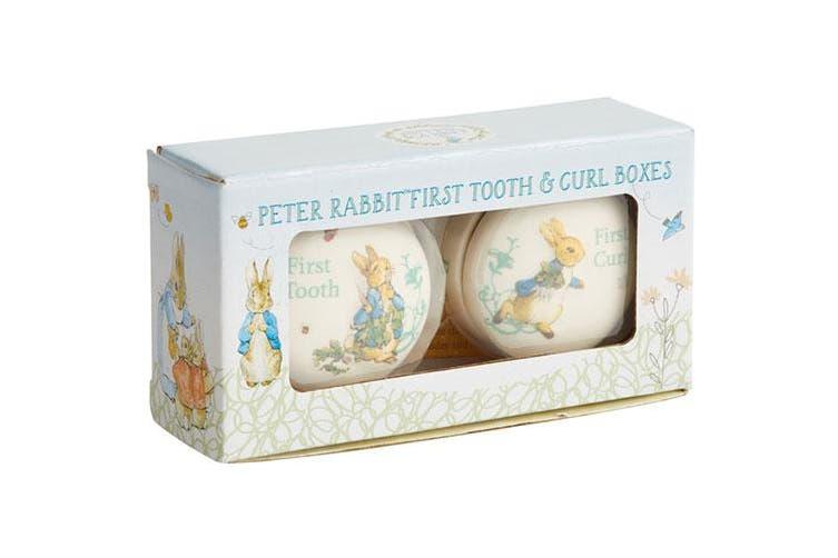 Beatrix Potter Beatrix Potter First Tooth & Curl Set