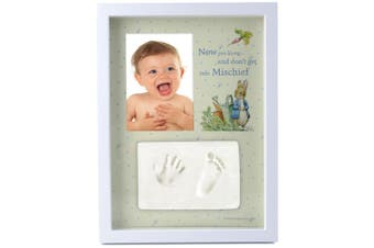 Beatrix Potter Baby Hand/Foot Clay Frame Giftset