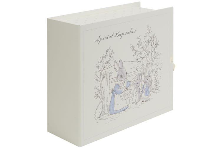 Beatrix Potter Peter Rabbit Keepsake Box