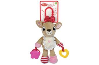 Rudolph Clarice Activity Toy
