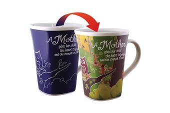 Colour Changing Story Mug - Mother