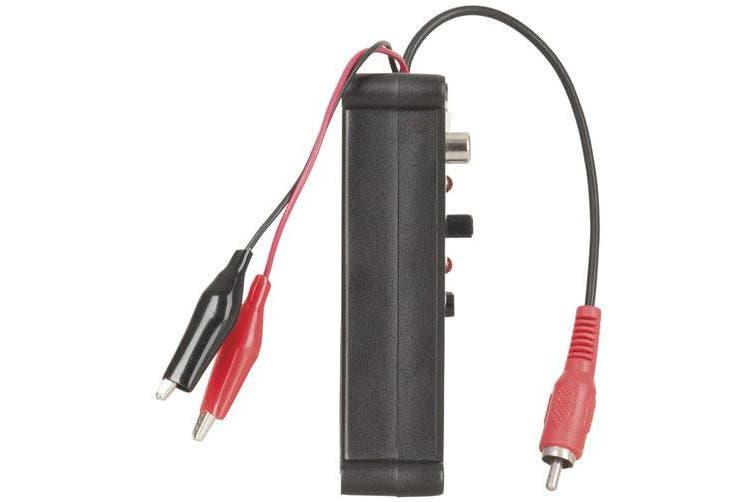 TechBrands Audio Speaker Polarity Tester with Tone Controller/Generator