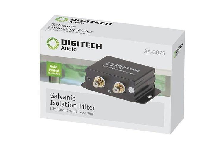 Digitech Digitech Anti-Hum Galvanic Isolation Audio Filter