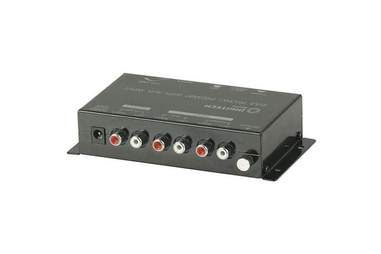 Digitech Digitech Pre-Amplifier Stereo (RCA RiAA 240V)
