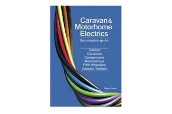 TechBrands Caravan and Motorhome Electrics Book by Collyn Rivers