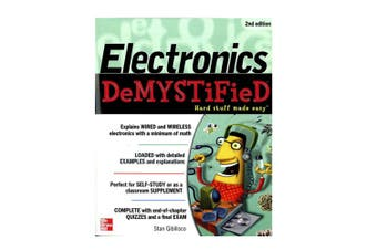 TechBrands Electronics Demystified 2nd Edition Book By Stan Giblisco