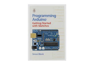 TechBrands Programming Arduino Getting Started w/ Sketches Book