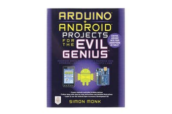 TechBrands Arduino + Android Projects for the Evil Genius Book
