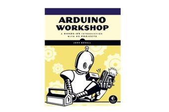 TechBrands Arduino Wshop (A Hands-On Introduction w/ 65 Projects) Book