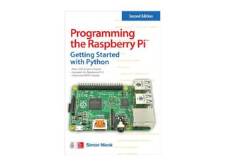TechBrands Programming Raspberry Pi (Getting Started w/ Python) 2nd Ed