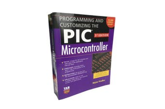 TechBrands Programming & Customising the PIC Microcontroller Book
