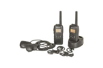 TechBrands UHF Pack Tradies Pair Transceiver (3W)