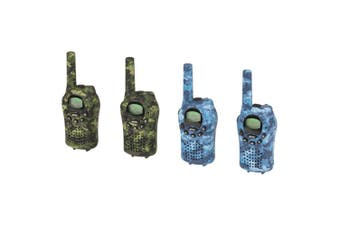 Nextech Nextech Quad Pack Tranceiver Radio (80 Channel 0.5 UHF)