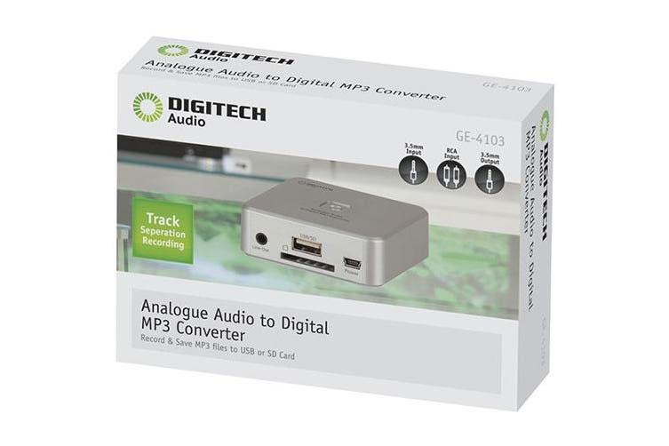 Digitech Digitech Analog to Digital Audio MP3 Converter