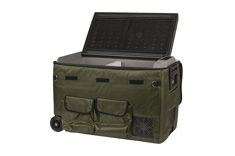 Brass Monkey Insulated Cover for 50L Brass Monkey Portable Fridge - Green