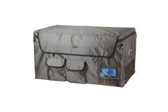 Brass Monkey Insulated Cover for 80L Brass Monkey Portable Fridge - Grey