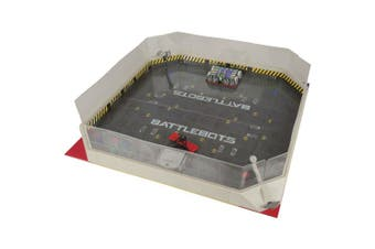 TechBrands Battlebots Robots Remote Control and Battle Arena (2 Pack)