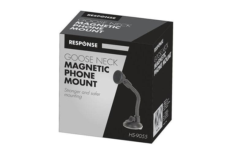 TechBrands Large Flexible Magnetic Phone Bracket and Mount