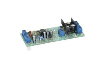 TechBrands Champ Audio Amplifier Kit with Pre Amplifier (01/13)