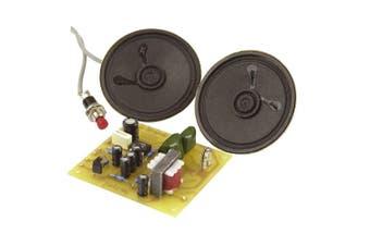 Short Circuits Short Circuits Two Project #10 Beam Me Up Scotty Intercom