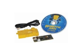 TechBrands USB Interface Robotic Arm Actuator Project Kit (suit KJ8916)