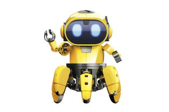 TechBrands Tobbie The Robot Hexapod Kit