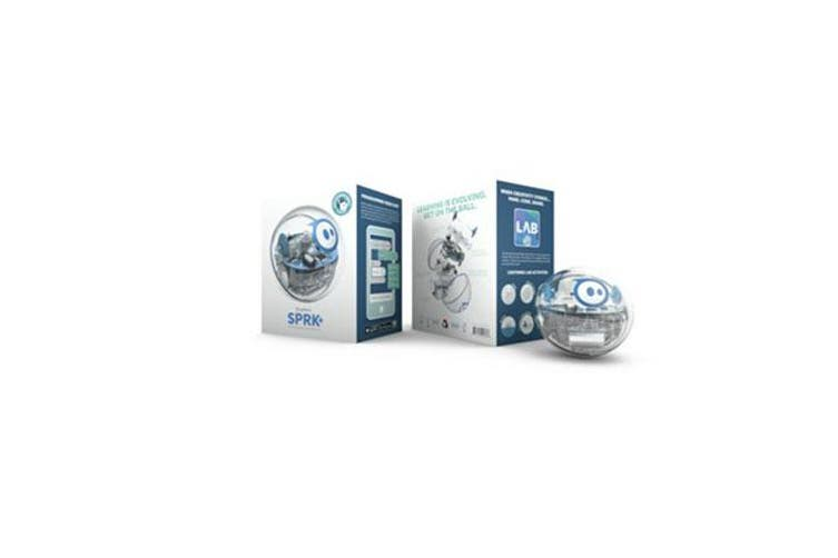 TechBrands Sphero SPRK+ Programmable Wireless Robot in a Ball Kit