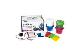 TechBrands Squishy Circuits Conductive Insulating Kit (Standard)