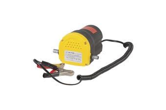 TechBrands Oil Transfer Pump w/ Hose (12VDC 5A 0.3-1.2Lpm w/ 1.2m Hose)