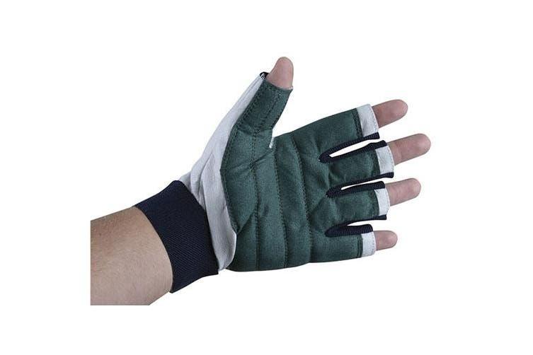 TechBrands Amara Synthetic MarineTech Sailing Gloves (Cut Finger) - S