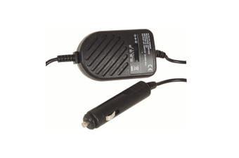 TechBrands Regulated Car Lighter Power Adaptor w/ Volt Selector (60W)