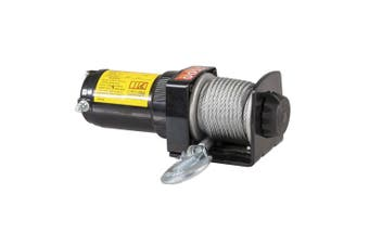 TechBrands Electric Winch with Remote (12V 1500lb)