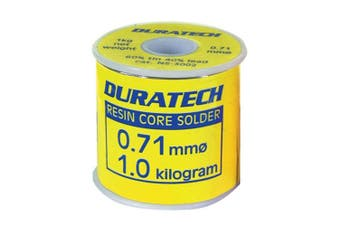 Duratech 0.71mm DuraTech Solder Wire Roll (1kg)
