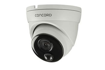 Concord AHD Analog HD 1080p PIR Dome Camera CCTV Surveillance Camera