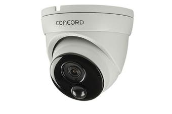 Concord 4K PIR Dome IP Camera (suit CNC8IDP-A CCTV Surv Camera)