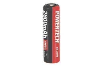 Powertech Powertech Li-ion Protected Battery (18650 2600mAh)