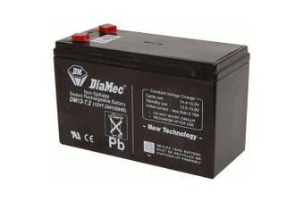 TechBrands Back-up SLA Battery (12V 7.2Ah NBN)