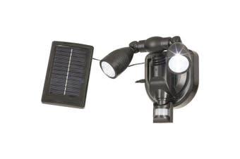 TechBrands Rechargeable Solar Sensor Spot Lights