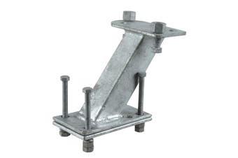 TechBrands Galvanised Wheel Carrier (4/5/6 Studs)