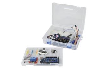 TechBrands Duino Module Electronics Learning Kit for Arduino